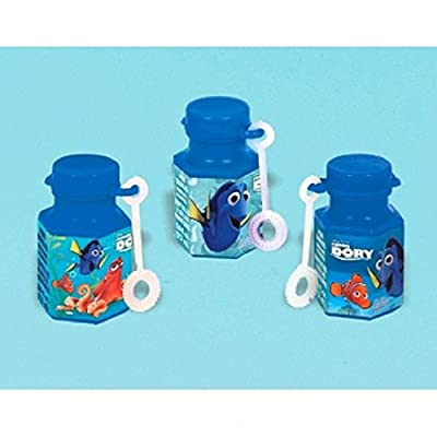 Finding Dory Mini Bubbles (12 Pack): Toys & Games