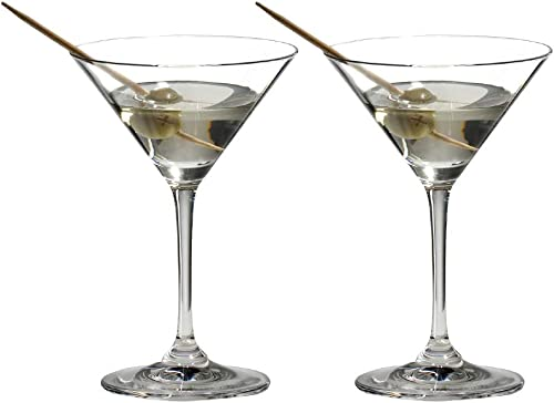 Riedel VINUM Martini Glasses