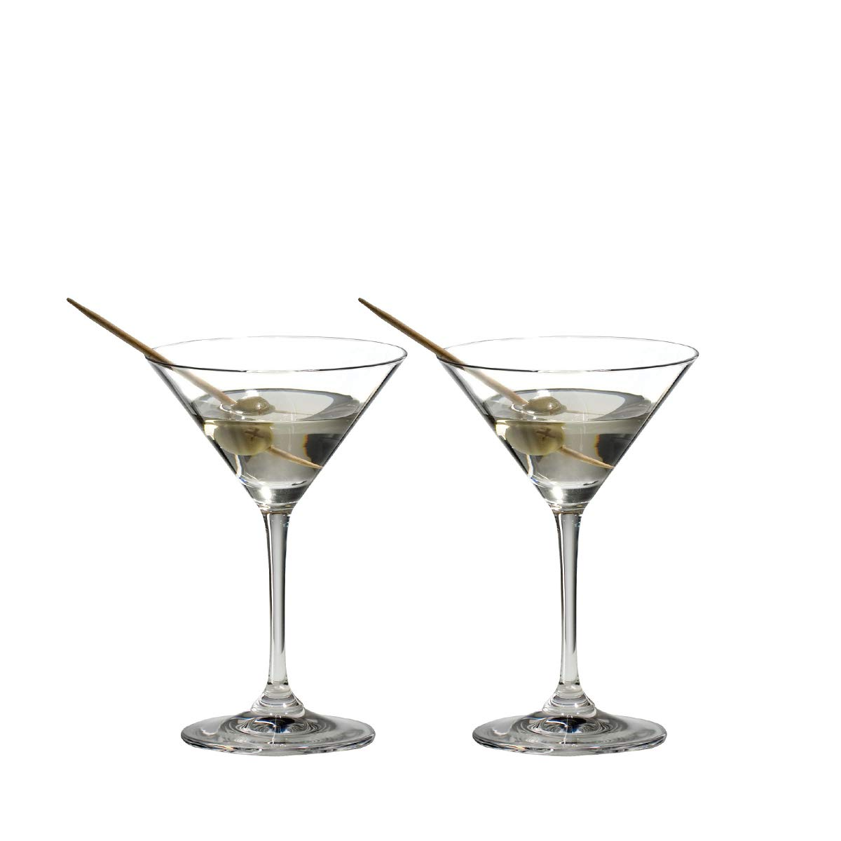 Riedel VINUM Martini Glasses, Set of 2 by Riedel