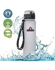 Höhenhorn 24G3 Urach Trinkflasche 1L Wasserflasche Grau