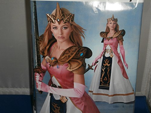 Simplicity Sewing Pattern D0506 Woman's Costumes with Craft foam armor, belt and crown, size 14-22