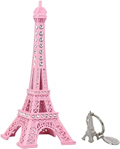 SICOHOME Eiffel Tower Cake Topper 7.0