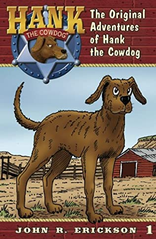 book cover of The Original Adventures of Hank the Cowdog