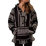 Unisex Mexican Jerga Hoodie (view other colors & sizes)