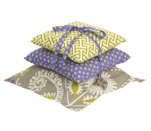 Cotton Tale Designs Pillow Pack, Periwinkle by Cotton Tale Designs [並行輸入品]   B01AL042F2