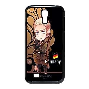 Printed Phone Case Hetalia For Samsung Galaxy S4 I9500 Q5A2112735
