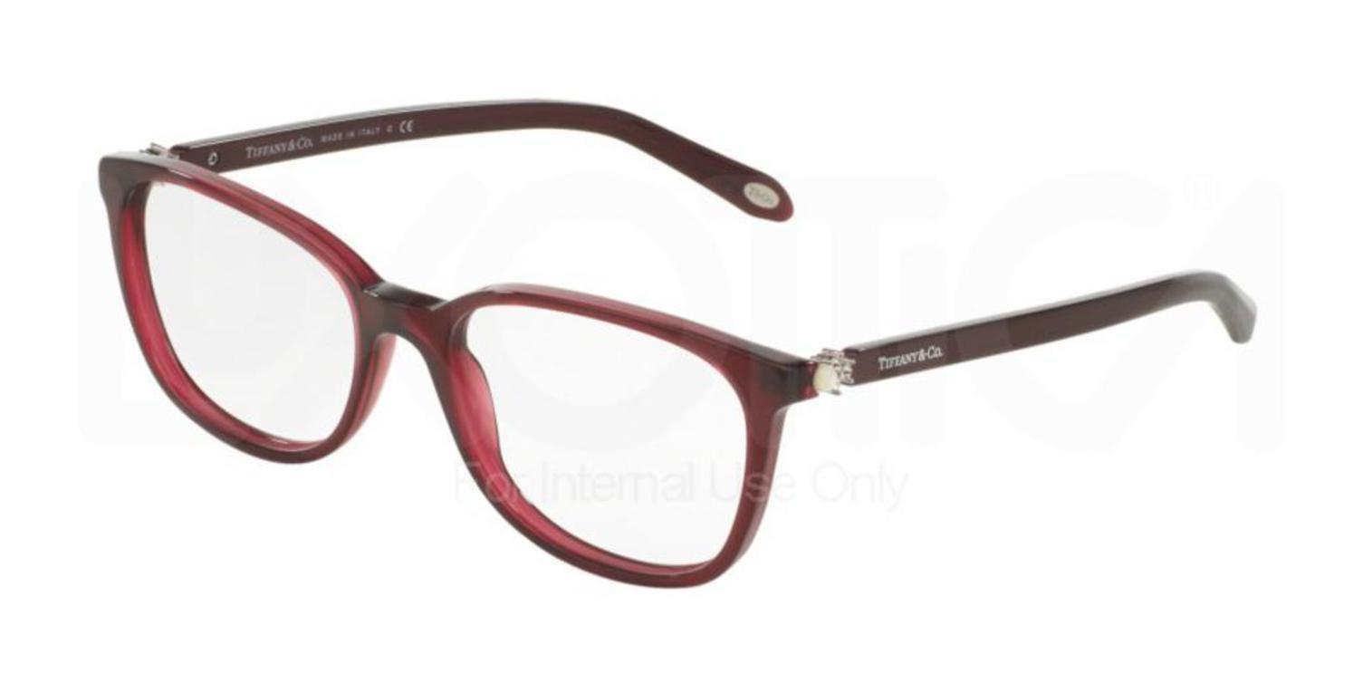 Tiffany & Co Women's Eyewear Frames TF2109HB 53mm Havana/Blue 8134