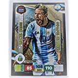 Panini Adrenalyn XL Road to World Cup 2018 - card Messi limited Edition
