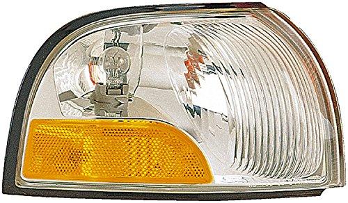 Mercury Villager Turn Signal - Dorman 1630241 Mercury Villager Front Passenger Side Parking / Turn Signal Light Assembly