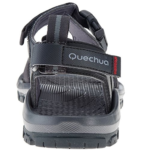 b58f312d2529d5 QUECHUA ARPENAZ 100 MEN S BLACK  Buy Online at Low Prices in India -  Amazon.in