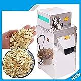 Ginseng Pilose Antler Pharmacy Slicing Machine American Ginseng Herb Slicer Chinese Medicine Slicing Machine