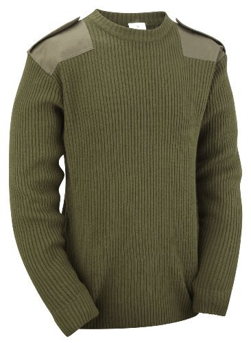 Military//Security Style Pullover