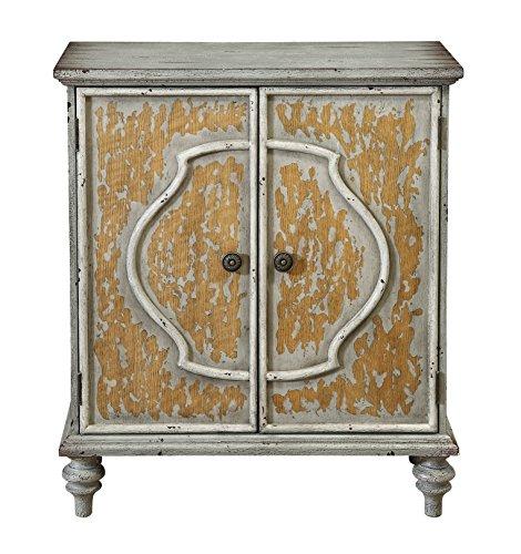 Treasure Trove 17294 Two Door Credenza, Grey