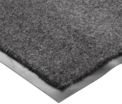 Crown GS0046CH Rely-On Olefin Indoor Wiper Mat, 48 x 72, Charcoal