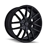 Touren Tr60 (3260) Full Matte Black 16X7 5-100/5-114.3 42Mm 72.62Mm 3260-6703Fmb