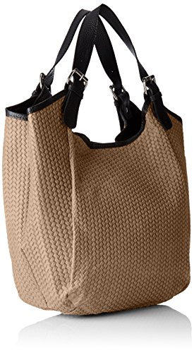 Marron Chicca Marrone 80050 Sacs portés Borse main qznwaPp