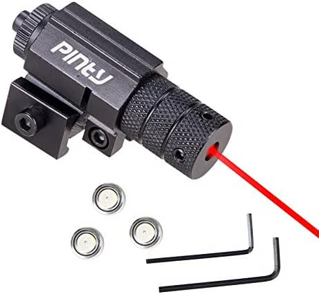 Pinty Tactical Sight Scope with Picatinny Mount Red Dot