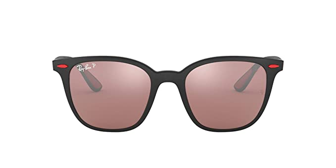 Ray-Ban 0RB4297M Gafas de sol, Matte Black, 50 para Hombre: Amazon ...