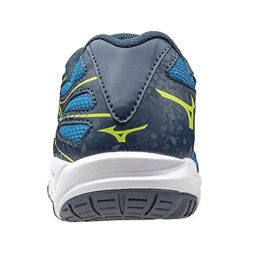 Mizuno Lighting Star Z Junior Zapatilla De Tenis Azul