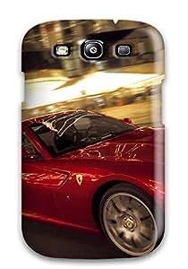 New Premium UXsagkH2942QuNTN Case Cover For Galaxy S3/ Ferrari 599 Gtb Wallpaper Protective Case Cover