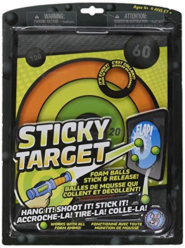 Popper Target - Hog Wild Sticky Targets Bullseye