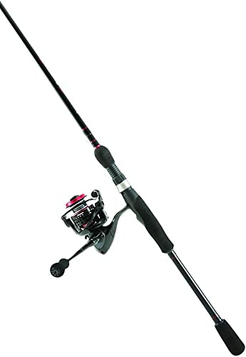 Okuma C-702M-30 Ceymar Spinning Combo, 7 Length, 2 Piece Rod, Medium Fast Action, Medium Power