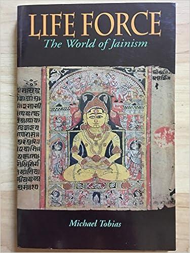 Life Force: The World Of Jainism por Michael Tobias epub