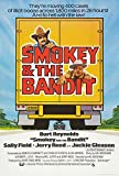 72452 Smokey and The Bandit Movie 70's Decor Wall 36x24 Poster Print