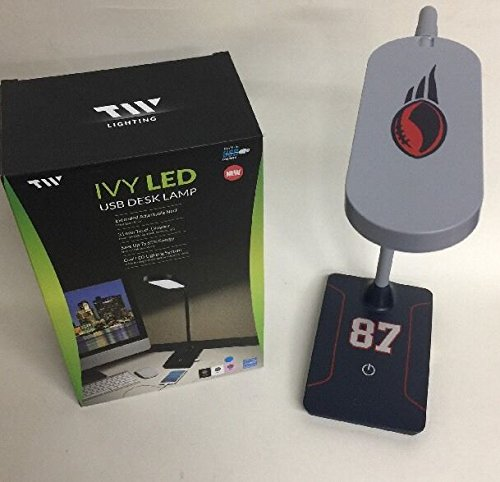 TW Ivy LED USB Desk Lamp Tom Brady