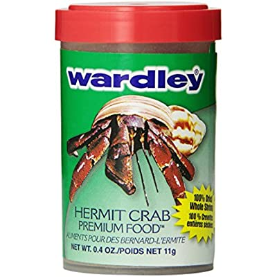 Click for Hartz Wardley Hermit Crab Premium Food, 0.4-Ounce