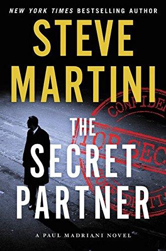 Books : The Secret Partner: A Paul Madriani Novel