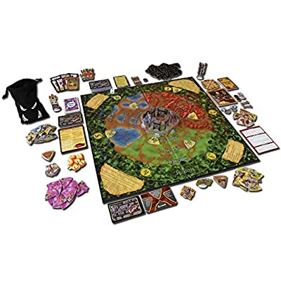 Fireside Games - Castle Panic Big Box - Board Games for Families - Games for Kids 7 & Up: Toys & Games