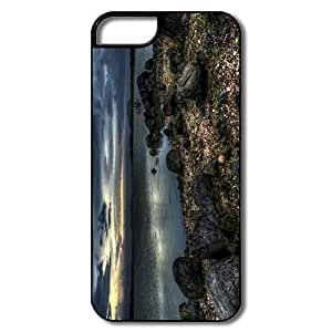 Customize Amazing Design Silicone Sunset IPhone 5/5s Case For Friend