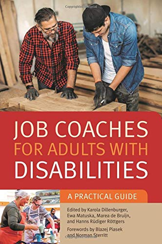 Pdf Social Sciences Job Coaches for Adults with Disabilities: A Practical Guide