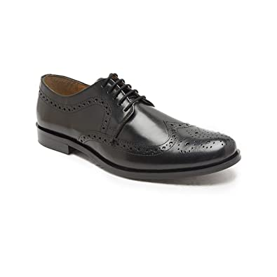 2ce73ad3a8ae88 HATS OFF ACCESSORIES Men's Leather Formal Shoes: Buy Online at Low Prices  in India - Amazon.in