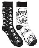 Star Wars Stormtrooper Argyle Men's Crew Socks 2