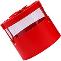 Cabilock Red Gift Boxes for Presents Gift Valentine Day Wrapping Box for Christmas Birthdays Fathers Day Bridal Showers…