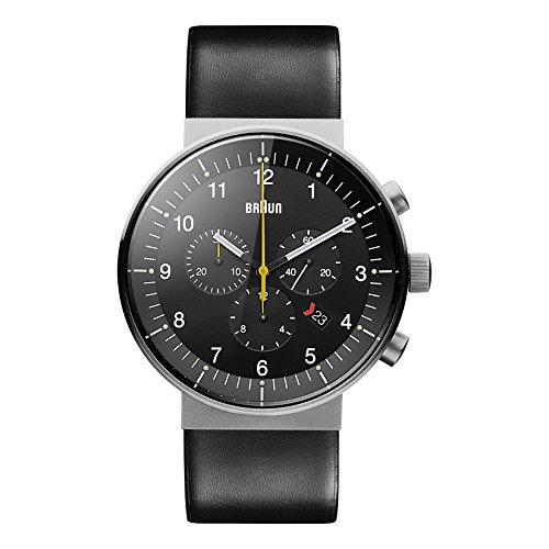 Mens Braun BN0095 Prestige Chronograph Watch BN0095SLG