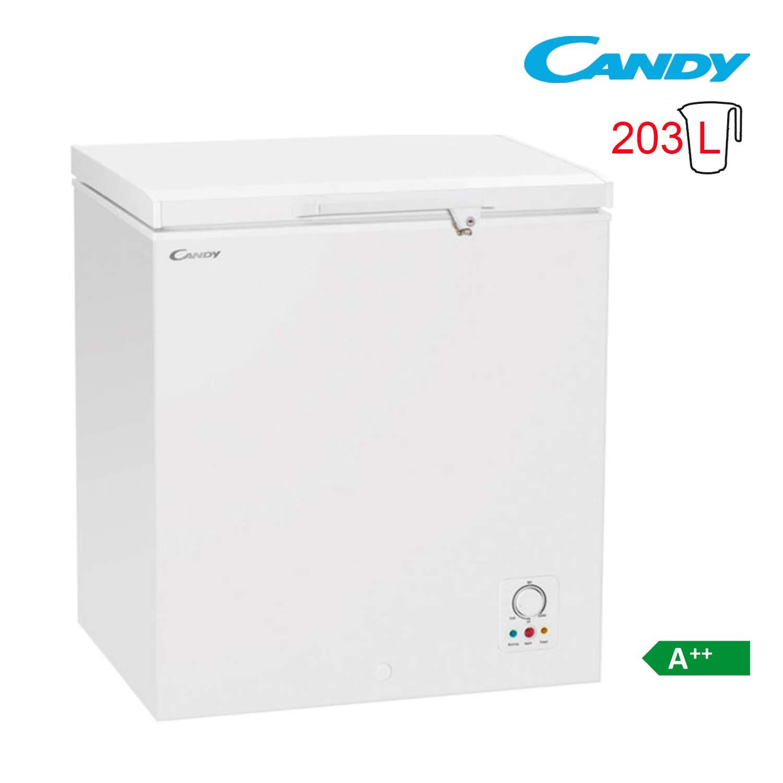 Candy CCFEE 200 Independiente Baúl Blanco 203 L A++ - Congelador ...
