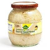 Kuehne former Gundelsheim Barrel Sauerkraut (1.8 pound)