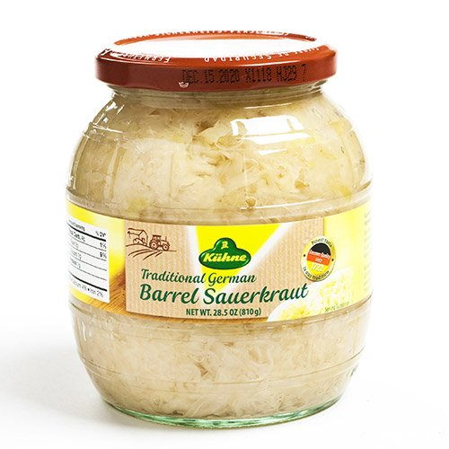 bubbies raw sauerkraut - 5