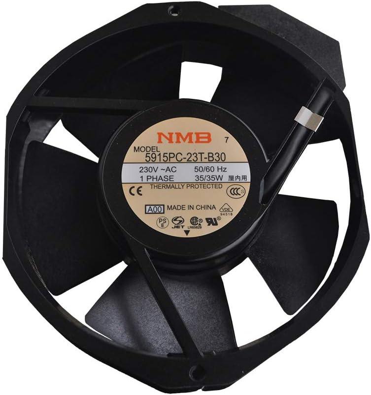 NMB-MAT Fan 5915PC-23T-B30 172X150X38MM 230V Industrial Blower Server UPS AXIAL Cooling Fans