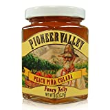 Pioneer Valley Peach Pina Colada Jelly