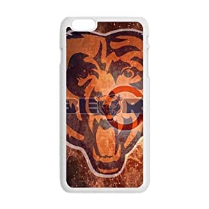 Bear Design Fashion Comstom Plastic Case Cover For Apple Iphone 6 Plus 5.5 Inch