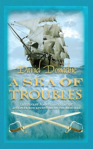 book cover of A Sea of Troubles