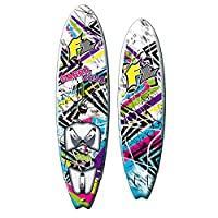 F2 Windsurfboard BARRACUDA 77 L Fish Quad Wave 2015 ...