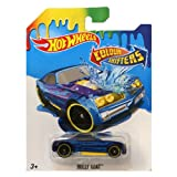 Hotwheels Color Shifter- BULLY GOAT DKF95