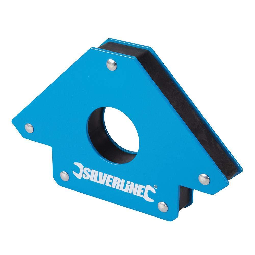 4x Magnet Schweißwinkel Schweißmagnet Montagewinkel Montagewinkel Schweißhelfer