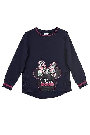 3f80adfe3 Disney Minnie Mouse Girls Warm Jumper