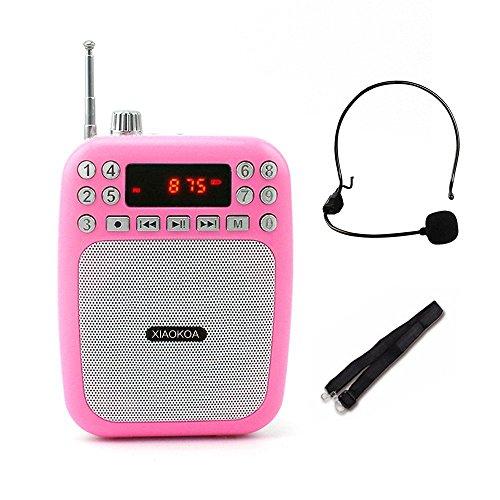 XIAOKOA Ultralight Amplifier Microphone Loudspeaker